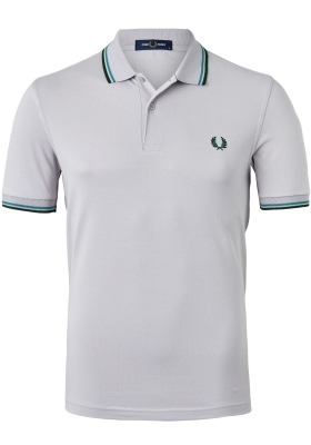 Fred Perry M3600 polo twin tipped shirt, Rain