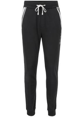 Hugo Boss heren lounge broek (middeldik,) zwart