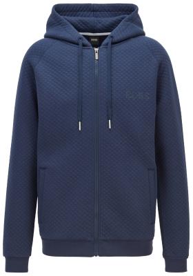 Hugo Boss heren lounge vest (dik), donkerblauw