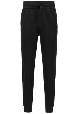 Hugo Boss heren lounge broek (middeldik), zwart