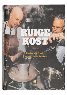 Ruige kost (boek), Paskal Jakobsen & Edwin Vinke