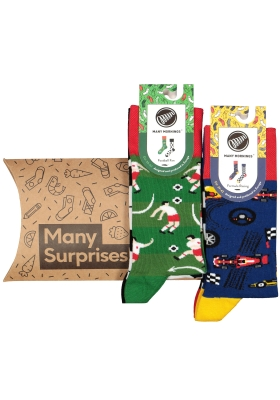 Many Mornings cadeauset, 2-pack Sport