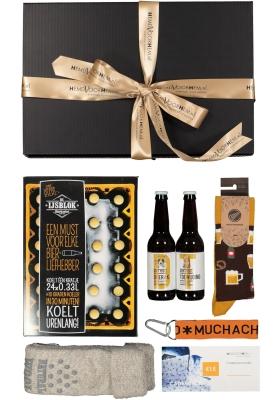 Kerstpakket (zakelijk) met bier
