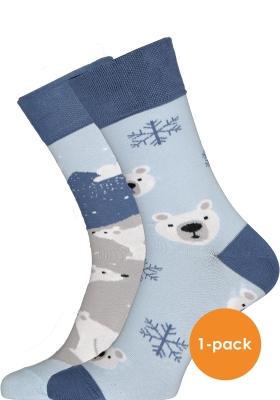 Many Mornings sokken Polar Bear