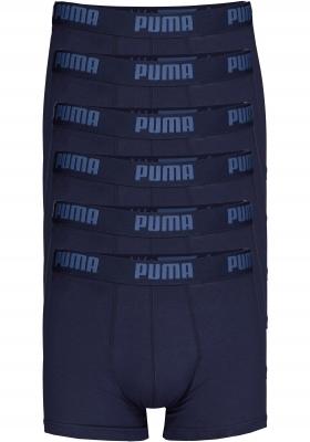 Puma Basic Boxer heren (2-pack), navy blauw