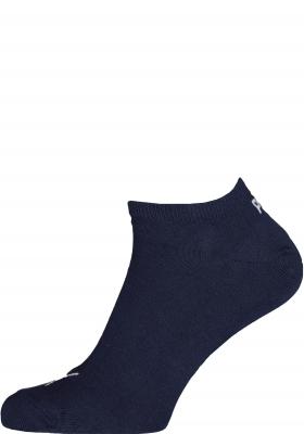 Puma unisex sneaker sokken (6-pack), navy blauw