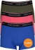 Tommy Hilfiger boxershorts (3-pack), kobalt, roze en army groen