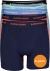 Bjorn Borg boxershorts Essential (5-pack), rood, wit, blauw en citroenen print