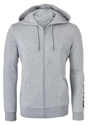 Bjorn Borg hoodie jacket sweatvest (dik), grijs