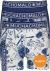 Muchachomalo boxershorts (3-pack), heren boxers normale lengte, Tools print met blauw