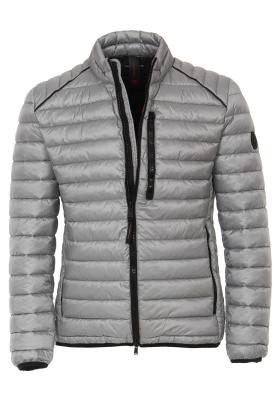 CASA MODA comfort fit jas (middeldik), zilvergrijs