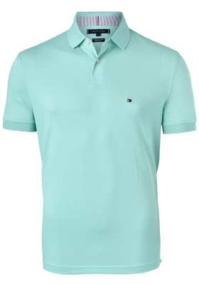 Tommy Hilfiger 1985 Regular Fit polo, turquoise