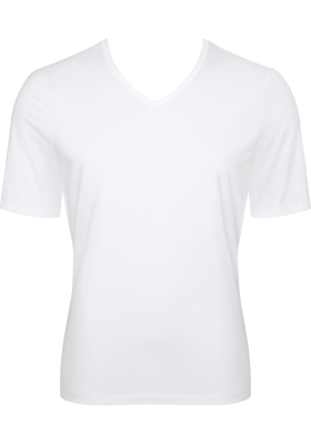 Sloggi Men Ever Fresh V-Neck, heren T-shirt (1-pack), wit