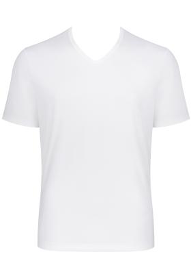 Sloggi Men GO Shirt V-Neck Regular Fit, heren T-shirt (1-pack), wit