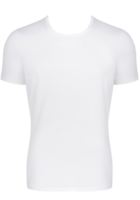 Sloggi Men GO Shirt O-Neck Slim Fit, heren T-shirt (1-pack), wit