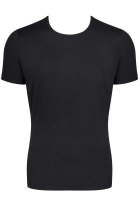 Sloggi Men GO Shirt O-Neck Slim Fit, heren T-shirt (1-pack), zwart