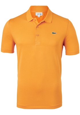 Lacoste Sport polo Regular Fit stretch, oranje