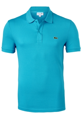 Lacoste Sport polo Regular Fit stretch, turquoise