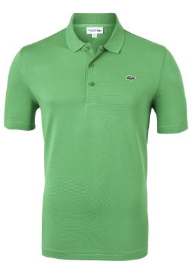 Lacoste Sport polo Regular Fit stretch, kervel groen