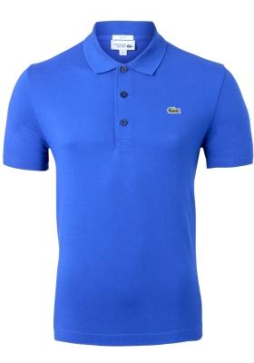 Lacoste Sport polo Slim Fit, ultra lightweight knit, lazuli blauw