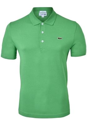 Lacoste Sport polo Slim Fit, ultra lightweight knit, kervel groen