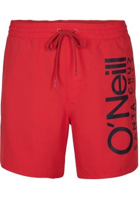 O'Neill heren zwembroek, Original Cali Shorts, rood, Plaid