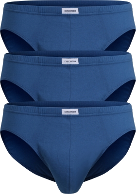 Ceceba heren slips (3-Pack), blauw
