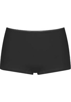 Sloggi Women Feel Sensational Short, dames short, zwart