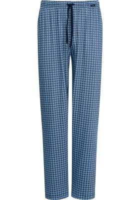 Mey pyjamabroek lang, Mornington, blauw dessin
