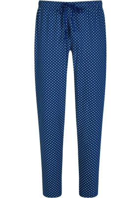 Mey pyjamabroek lang, Gisborne, blauw dessin