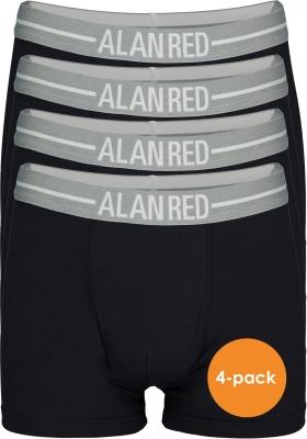 ALAN RED boxershorts (4-pack), donkerblauw