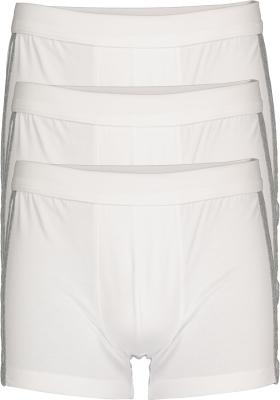 SCHIESSER 95/5 Stretch shorts (3-pack), wit