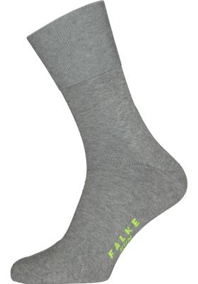 FALKE Run unisex sokken, lichtgrijs (light grey)