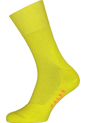 FALKE Run unisex sokken, geel (sulfur)