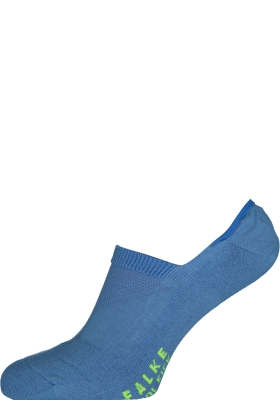 FALKE Cool Kick invisible unisex sokken, lichtblauw (ribbon blue)
