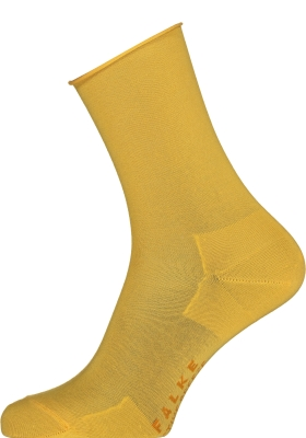 FALKE Active Breeze damessokken, lyocell, okergeel (mustard)