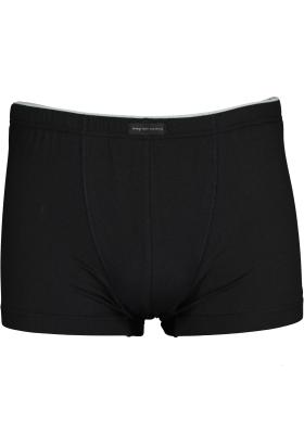 Mey Dry Cotton shorty (1-pack), heren boxer kort, zwart