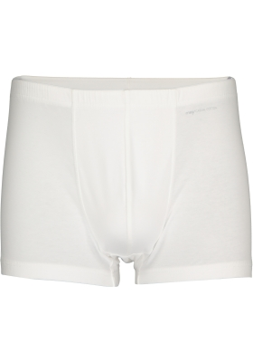 Mey Casual Cotton shorty (1-pack), heren boxer kort, wit
