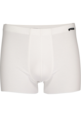 SCHIESSER Laser Cut shorts (1-pack), naadloos, wit