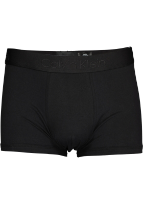 Calvin Klein CK BLACK Cotton trunk (1-pack), heren boxer normale lengte, zwart