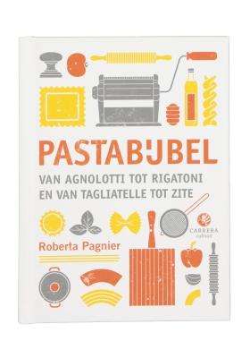 Pastabijbel, kookboek, Roberta Pagnier